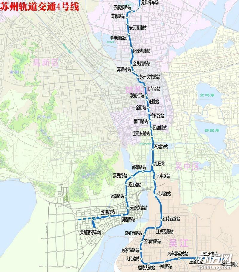 都市 苏州摩天都市论坛 > 活力岛区域控规调整公示,地铁四号线开通